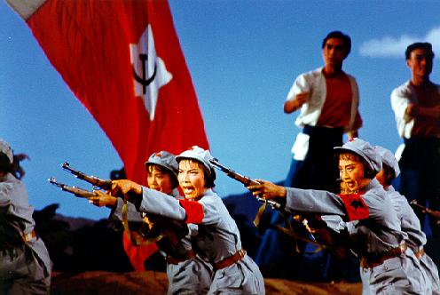 Música en la Revolución Cultural