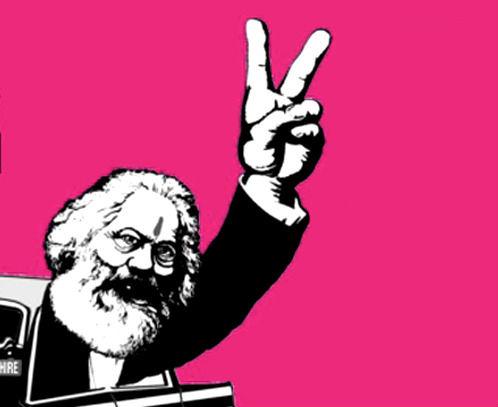 La filosofía y el joven Karl Marx: ¿destrucción o creación?