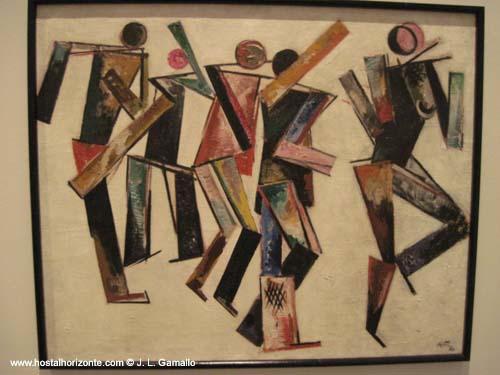 De la vanguardia obrera y la vanguardia artística: sobre el arte soviético a 100 años de la revolución de Octubre