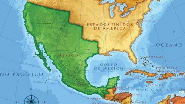 Cuando Estados Unidos se apoderó de todo el norte de México
