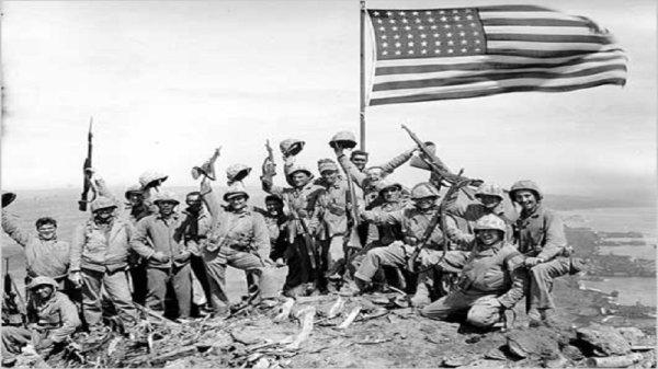 La Segunda Guerra Mundial y la identidad norteamericana