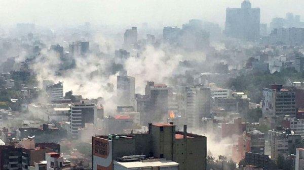 [EN VIVO] Terremoto en México