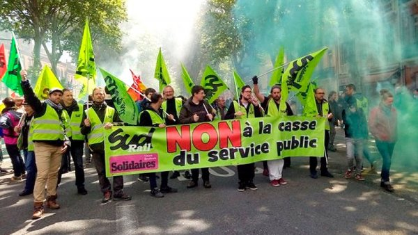 1º de Mayo en el mundo: los trabajadores y trabajadoras luchando en las calles