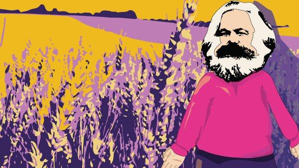 Marx, la comunidad y la historia