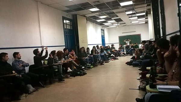 Huelgas estudiantiles contra el cambio climático en varias ciudades europeas