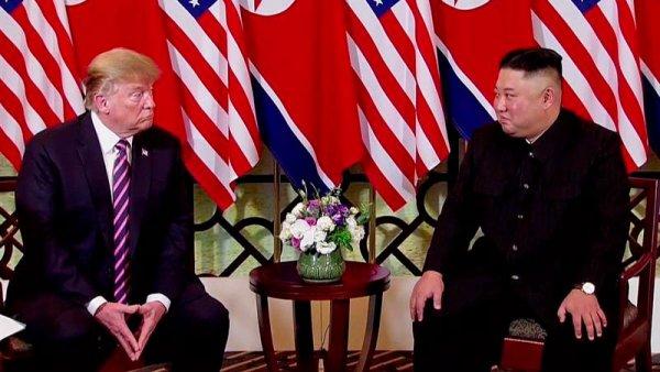 Trump y Kim Jong-un se encuentran en Vietnam para su segunda cumbre