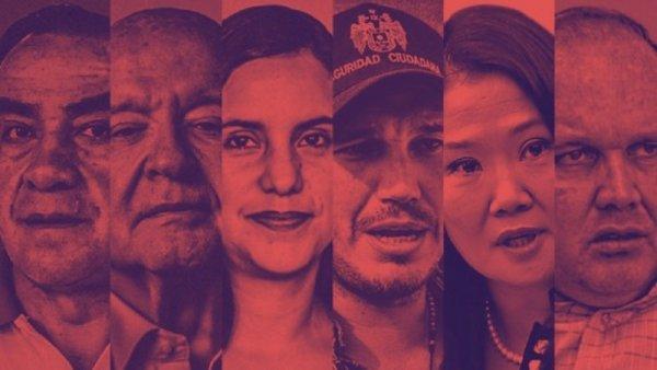 Voto en blanco y nulo encabezan las preferencias en Perú