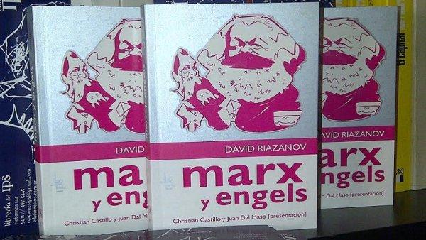 Un libro imprescindible sobre Marx y Engels