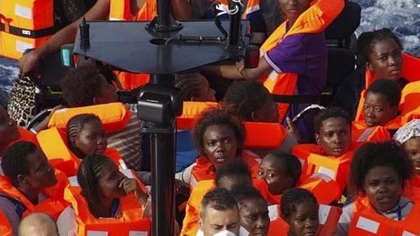 El 80% de las inmigrantes nigerianas que llegan a Italia son obligadas a prostituirse