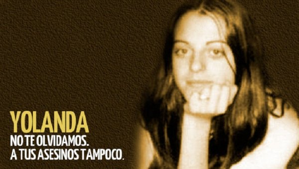 A 40 años: Yolanda González, militante trotskista, asesinada por los fascistas en la Transición española