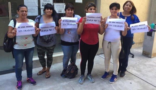 """Despedidas del Ministerio de Trabajo: """"Nos quitan el pan de nuestra familia, que Moroni se haga cargo"""""""