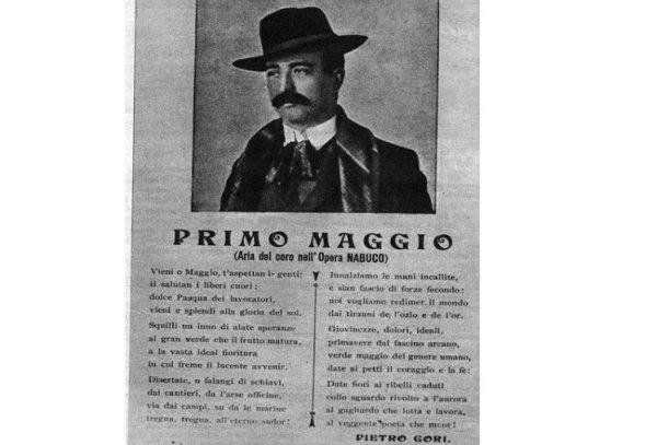 Himno al 1° de Mayo: la fuerza musical de Verdi y el teatro libertario de Gori