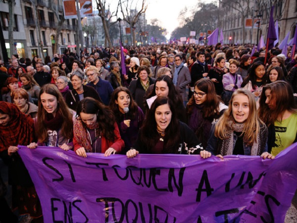 La juventud y la lucha contra el patriarcado